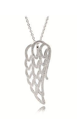 PANDORA Angel Wing Necklace 390374CZ-90 product image