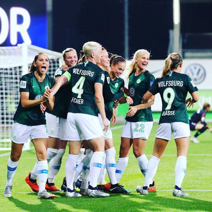 Frauenfußball Wolfsburg