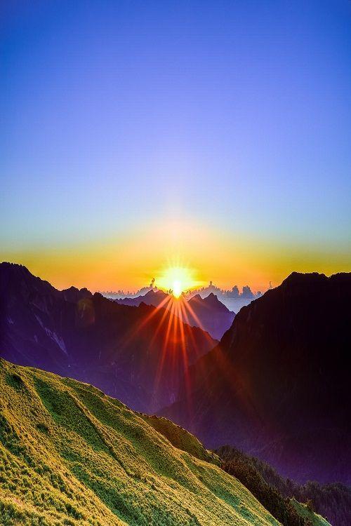 ~~Rising Sun ~ Taiwan by Hsiao-Tse Chung~~