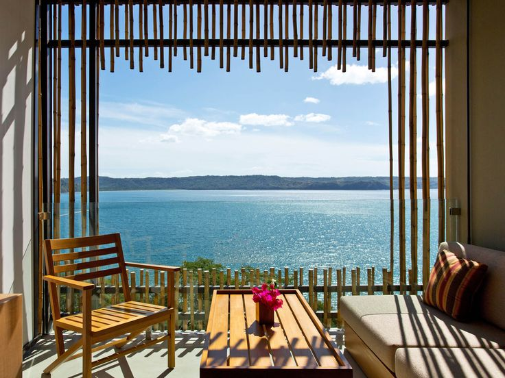 Andaz Costa Rica Resort At Peninsula Papagayo Gulf of Papagayo, Costa Rica Deck Hotels Modern Resort Scenic views water chair property cottage overlooking Villa
