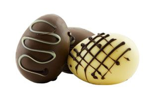 Coconut Cream Easter Eggs and more recipes