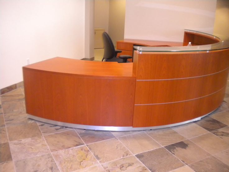 Used Reception And Lobby Furniture Reception Desks