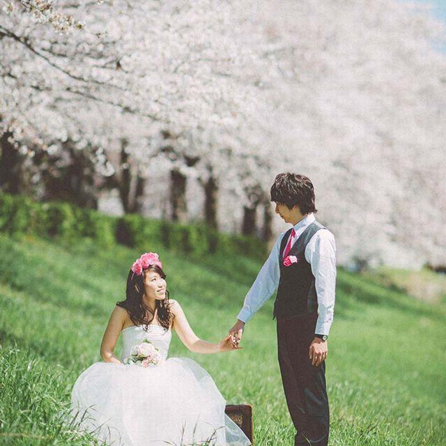 【kenji_ideta_photography】さんのInstagramをピンしています。 《桜の時期までもうちょい。 #桜前撮り #まだ平日は空いてますよ #桜 #cherryblossoms  #結婚写真 #花嫁 #花嫁準備 #結婚 #結婚式 #結婚準備  #ロケーション #ロケーションフォト #前撮り #写真家 #プレ花嫁  #ウェディングフォト #ウェディング #カメラマン #ウェディングニュース #2017春婚 #2017秋婚 #ig_wedding #weddingphoto #igersjp #team_jp #jhp #写真好きな人と繋がりたい》