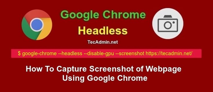 The latest Google Chrome 59 has included a new feature headless which provides functionality to run Google Chrome without UI. This allows users to use Google Chrome on the command line as well as scripts. This headless Google Chrome version also included the feature to capture a screenshot of any website using command line tool. […]