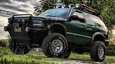"Superlift 1998-04 Chevy S10 Blazer ZR2, GMC S15 Jimmy Highrider 6"" lift kit, Superide shocks"