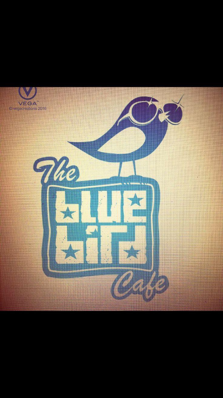 Where is #elvis the #BlueBird ..? #tbt #logo #design by #vegacreations