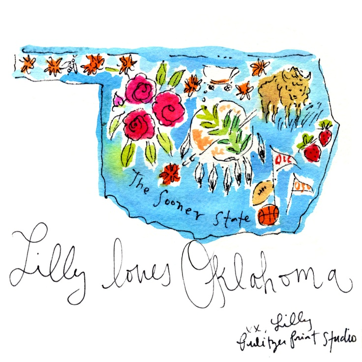 Our thoughts are with everyone affected in Oklahoma #lilly5x5