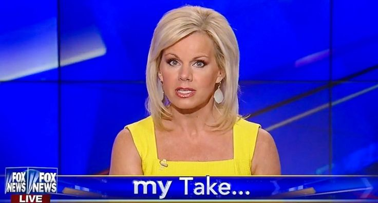Fox's Gretchen Carlson goes off script: I'm 'taking a stand' for banning assault weapons.