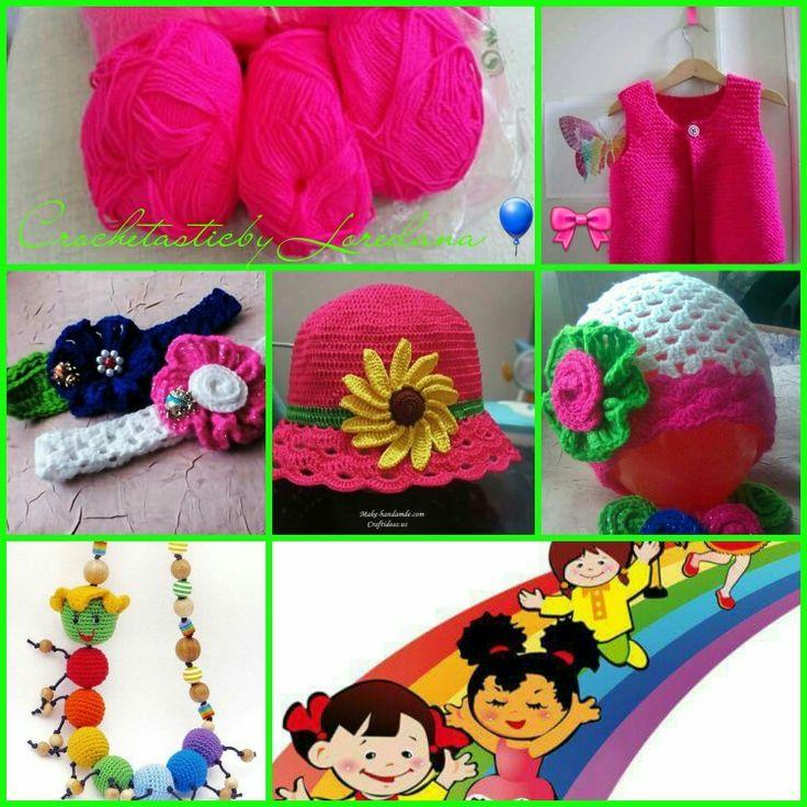 Crochetastic By LOREDANA