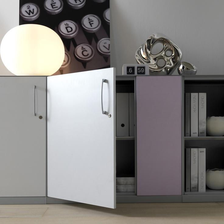 Personalizzabili nelle forme, nei materiali e nei colori: novità di design per archiviare, ordinare, organizzare gli spazi