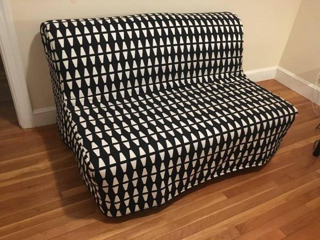 Used Ikea Lycksele Lovas Sleeper Sofa Sleeper Sofa Lycksele