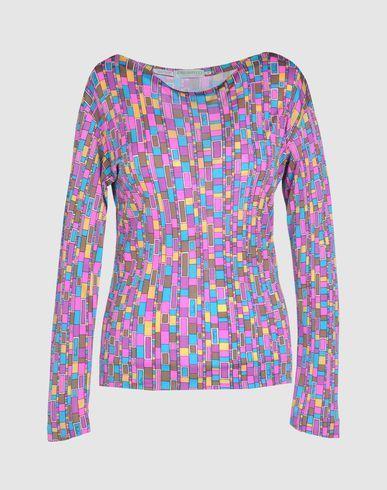 Emilio pucci Femme - Tops - T-shirt manches longues Emilio pucci sur YOOX