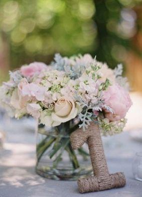 Bouquet Inspiration: Pretty pastel flowers | Rustic Elegant Wedding at Healdsburg Country Gardens | Photo by Kurt Boomer Photo on Grey Likes Weddings - Lover.ly Weddings
