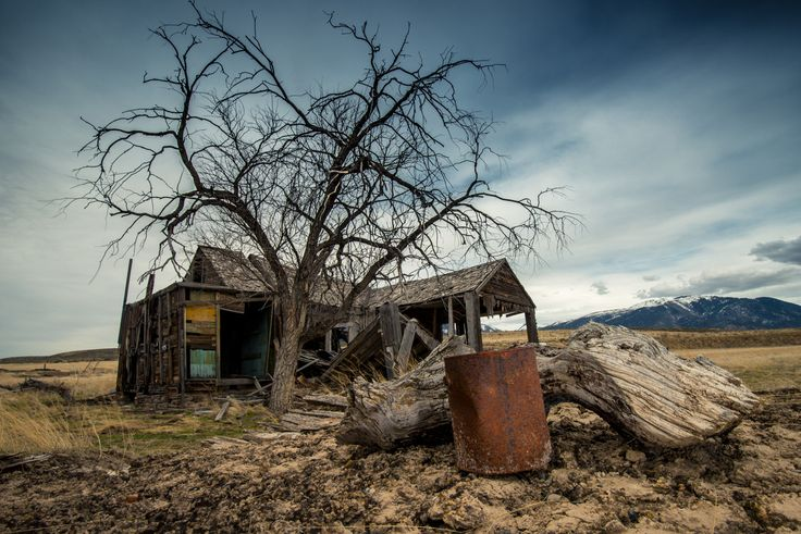 The Old Paint Bucket by Tyson Randall on 500px
