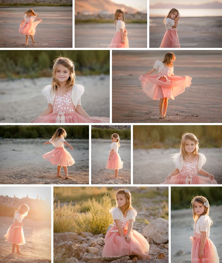 Portland Childrens Photographer, Shannon Hager Photography, Beach Sunset, Tutu du Monde