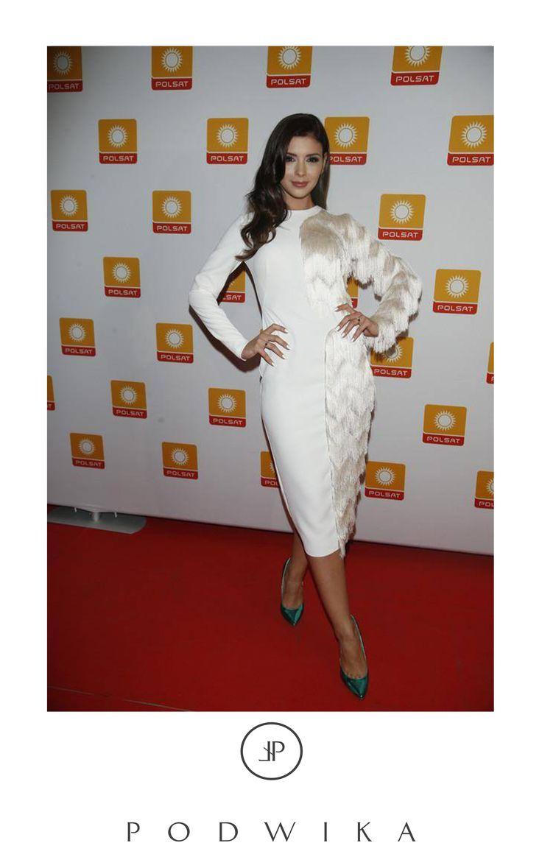 #podwika #podwikadesigns #fashion #celebrity #poland #polish #designer #elegant #luxury #klaudiahalejcio #klaudia #halejcio