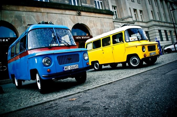 Private Tour: Communist Warsaw Tour by Nysa 522 Car - Lonely Planet