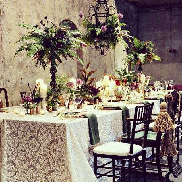 Finishing Touches Unique Wedding Altars: Finishing Touches For Your #elegant #soiree