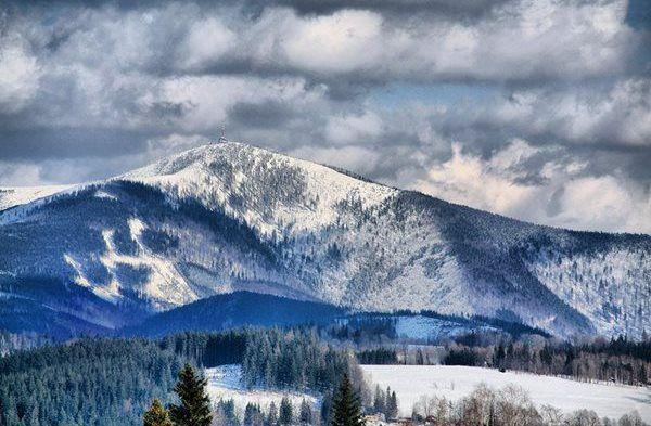 Czech Republic - Lysá Mountain