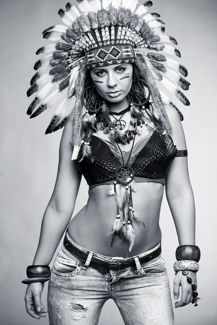 Sexy native girls