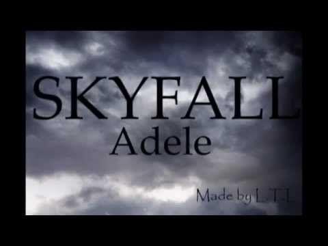 ▶ Skyfall - Adele - YouTube