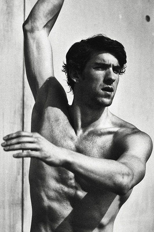 Michael Phelps By Carlos Serrao