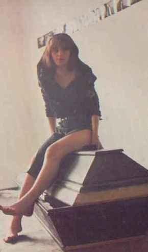 ☢ Christiane Felscherinow in the 80s. | Fashion, Mini