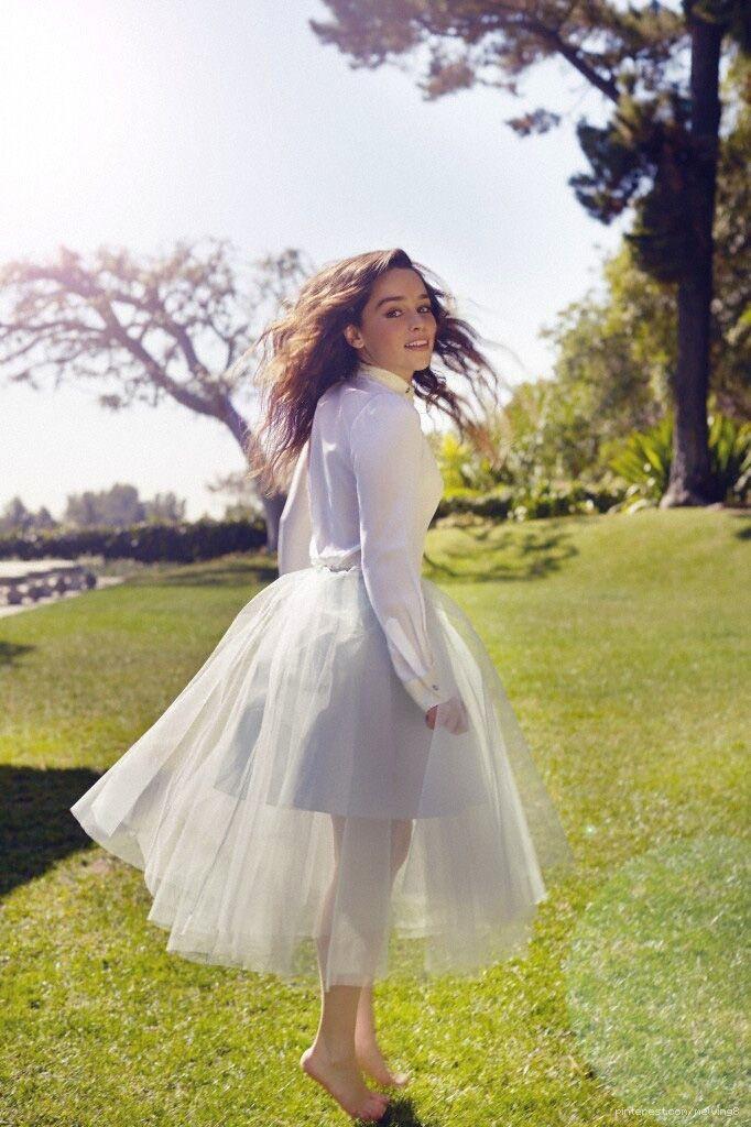 Emilia Clarke by Patrick Fraser