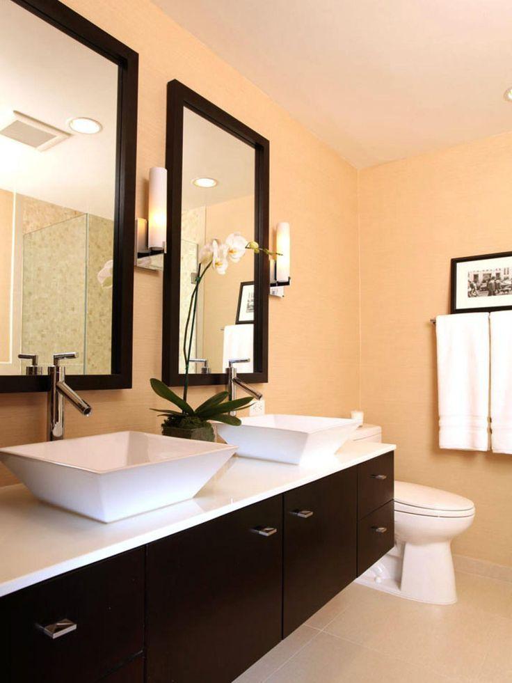 30 Best Bathroom Colors 2018 Interior Modern Bathtub