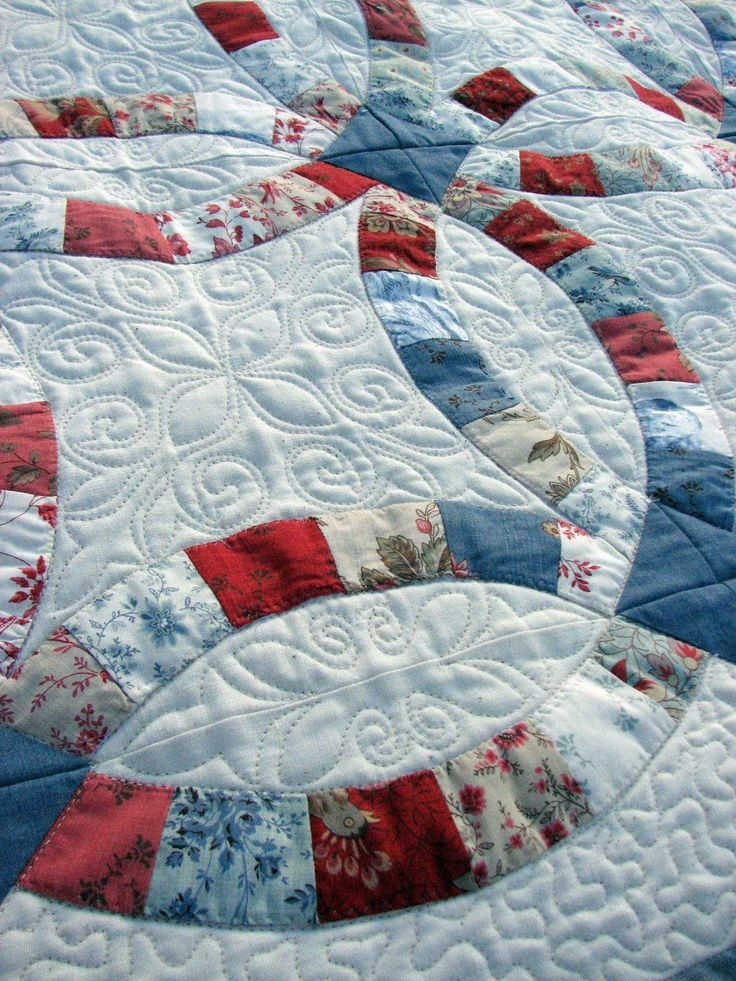 double wedding ring quilt 10 best images about wedding ring quilts on 3662