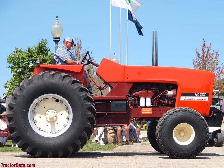 7030 Allis chalmers - Google Search   Tractors made in ...