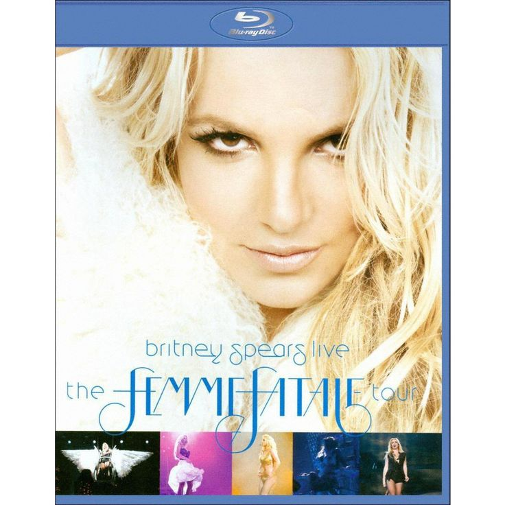 Britney Spears: Live - The Femme Fatale Tour [Blu-ray]