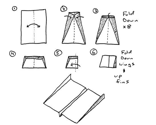 how to fold a world
