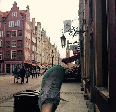Gdzie mnie buty poniosą! #shoesontour #nikeair #airmax #gda #gdansk #oldtown