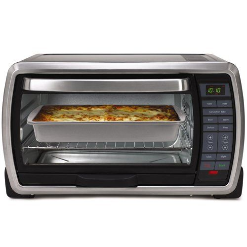 Oster Digital Countertop Oven E02 : ... Oven on Pinterest Convection microwave oven, Stainless steel and