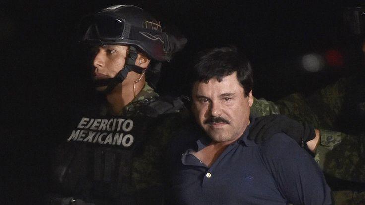 ICYMI: La inesperada visita que recibirá 'El Chapo' Guzmán en EE.UU.