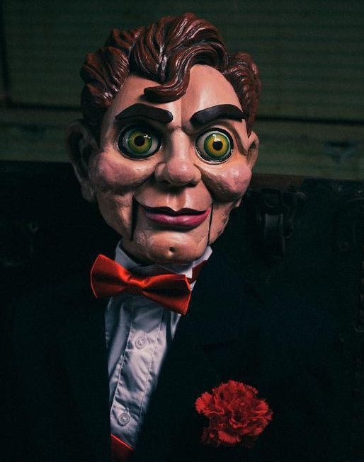 GOOSEBUMPS SLAPPY by TheScaryCloset on Etsy