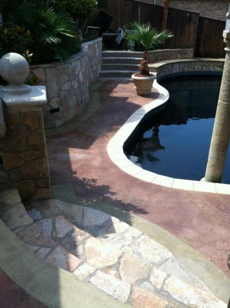 125 Best Images About Texas Decorative Concrete Contractors On Pinterest Epoxy Coating Stains