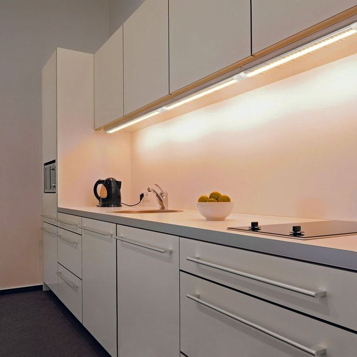 Under Cabinet LED Lighting Dimmable Under Counter Kitchen Lighting Warm White #UnderCounter #Modern