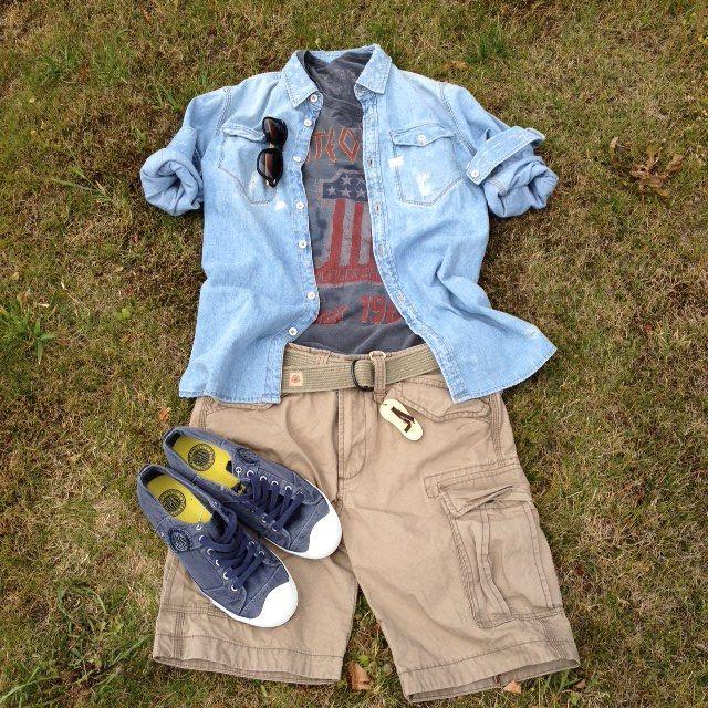 Ga in stijl naar de festivals! Deze outfit is in solden, dus haast je naar een CFS winkel in je buurt.