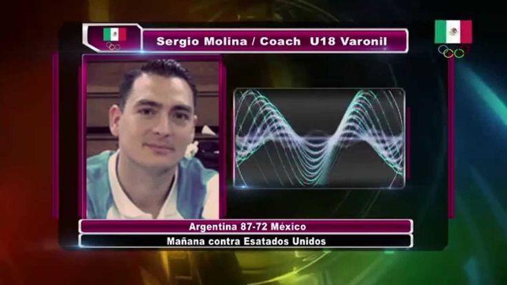 Pierde Baloncesto Varonil U18 de Mexico ante Argentina:  La Selección Mexicana de Basquetbol Sub-18 que participa en el Campeonato FIBA Américas, que se realiza en Colorado Springs, Estados Unidos, cayó en su primer juego ante el cuadro argentino por un marcador de 87-72.