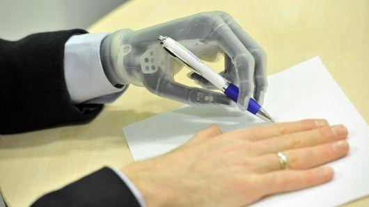 Touch Bionics updates i-limb Ultra Revolution prosthetic hand