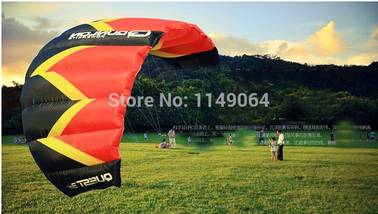 ==> [Free Shipping] Buy Best free shipping Quest Q3 dual line power kite surf parachute paraglider pipa outdoor fun sports kiteboard volante pro line kevlar Online with LOWEST Price | 1984887853