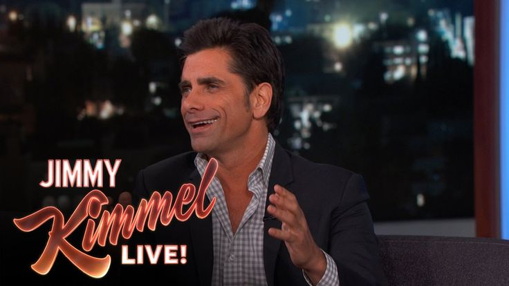 "On Jimmy Kimmel Live, John Stamos revealed ""Full House"" will return for a 13-episode sequel on Netflix in 2016"