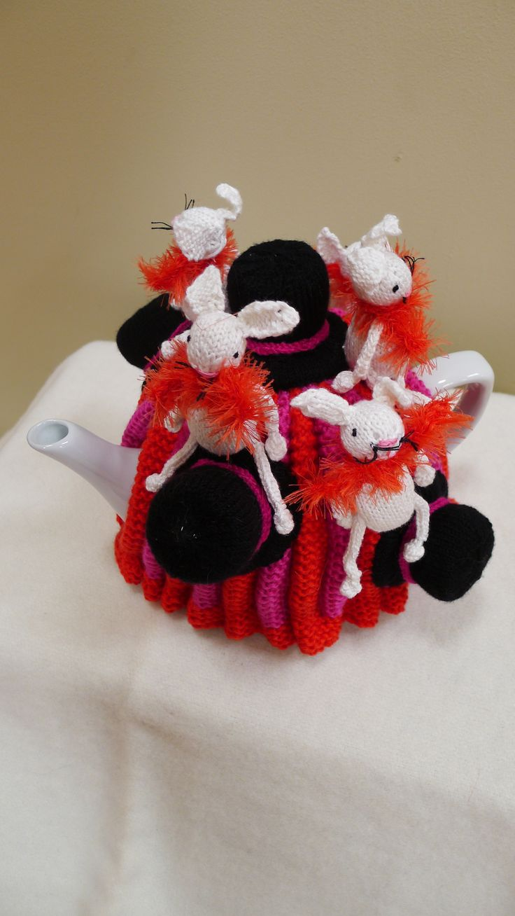 Keep your teapot warm with a Mad Hatters Tea Party ...