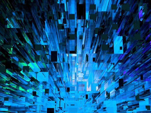 Blue Fragment Shards Abstraction Wallpaper Hd Abstract 4k Wallpapers Images Photos And Background Abstract Wallpaper Abstract Windows Wallpaper
