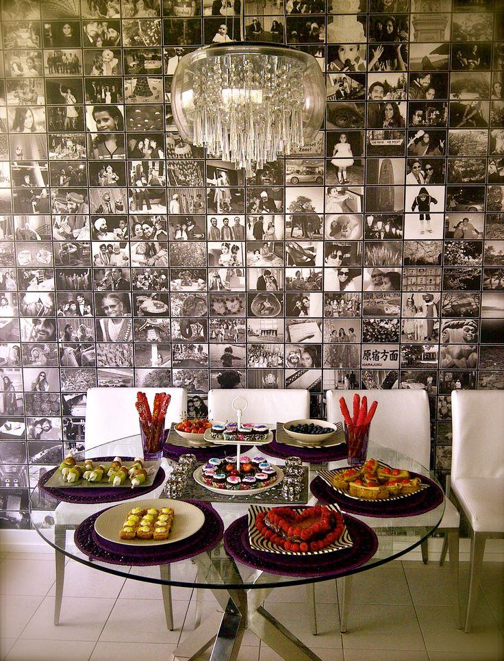 Modern day tea party by Sita