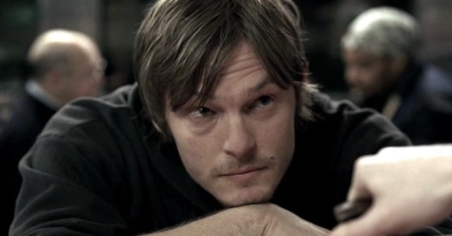 young. | Norman Reedus...