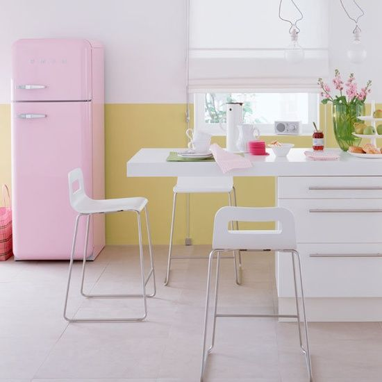 cozinha pastel