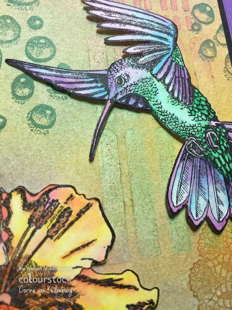 Art Journey Design-team: Hummingbird